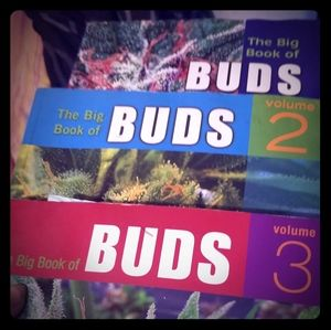 Buds 3 volume book set